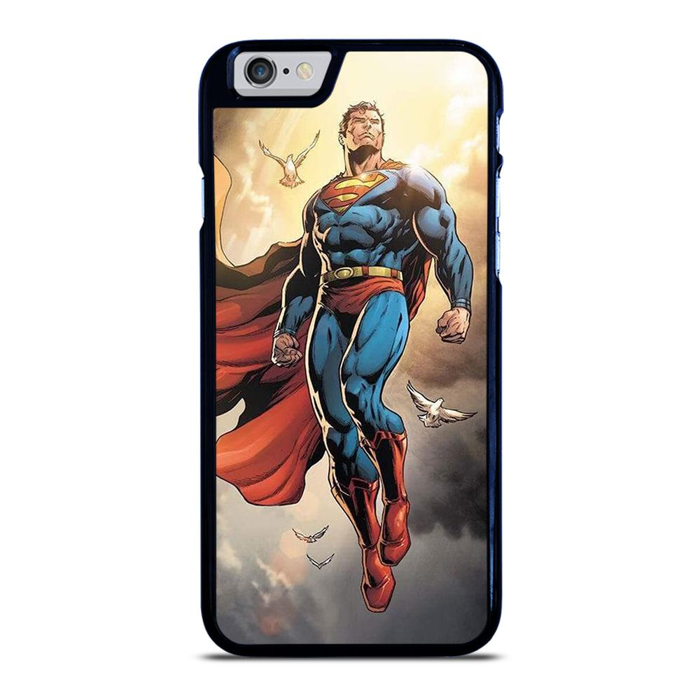 SUPERMAN SUPER HERO DC iPhone 6 / 6S hoesje