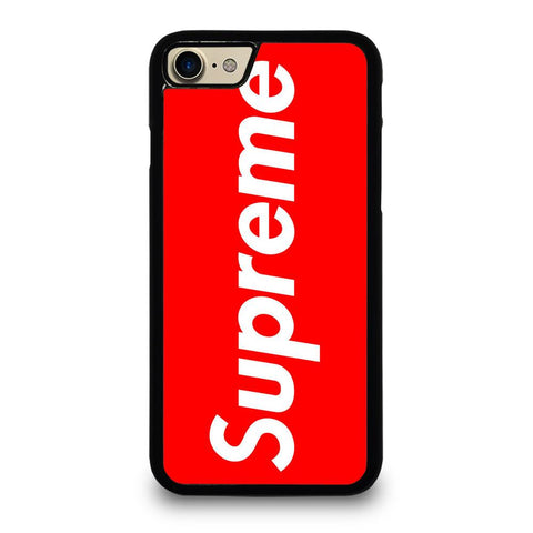 SUPREME SIMPLE LOGO iPhone 7 / 8 Hoesje