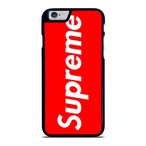 SUPREME SIMPLE LOGO iPhone 6 / 6S hoesje