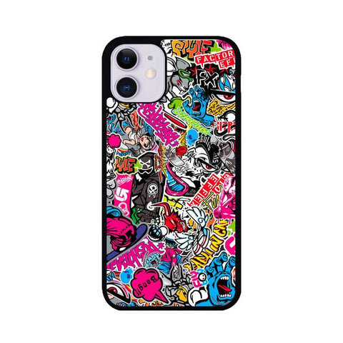 coque custodia cover case fundas hoesjes iphone 11 pro max 5 6 6s 7 8 plus x xs xr se2020 pas cher p10442 Streetwear Skate For Live