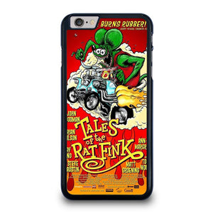 TALES OF THE RAT FINK iPhone 6 / 6S Plus Hoesje