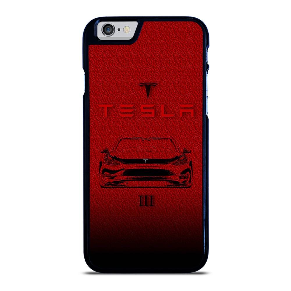 TESLA MOTORS ICON iPhone 6 / 6S hoesje