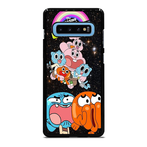 THE AMAZING WORLD OF GUMBALL Samsung Galaxy S10 Plus Hoesje