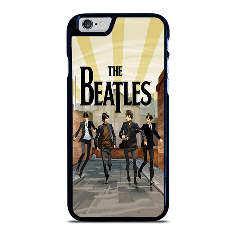 THE BEATLES BAND iPhone 6 / 6S Hoesje - goedhoesje