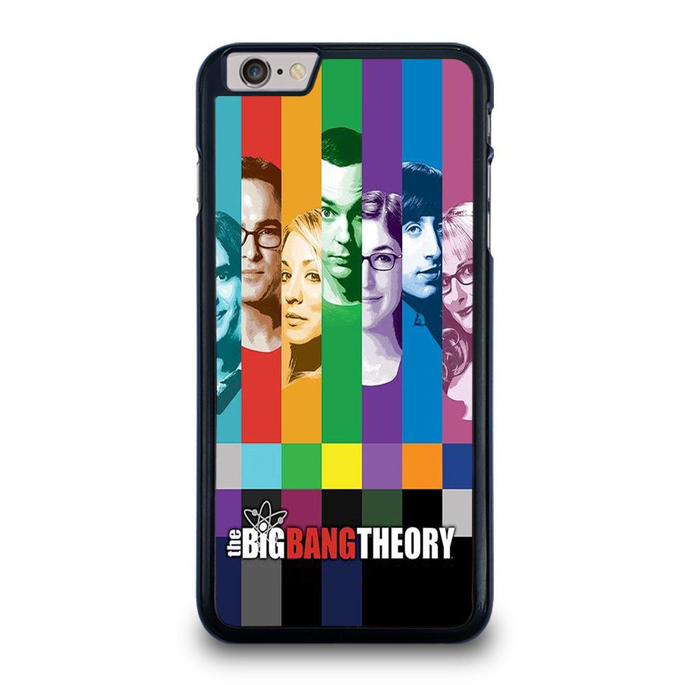 THE BIG BANG THEORY 2 iPhone 6 / 6S Plus Hoesje