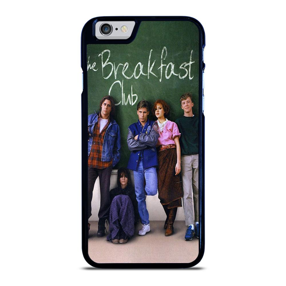 THE BREAKFAST CLUB iPhone 6 / 6S hoesje - goedhoesje