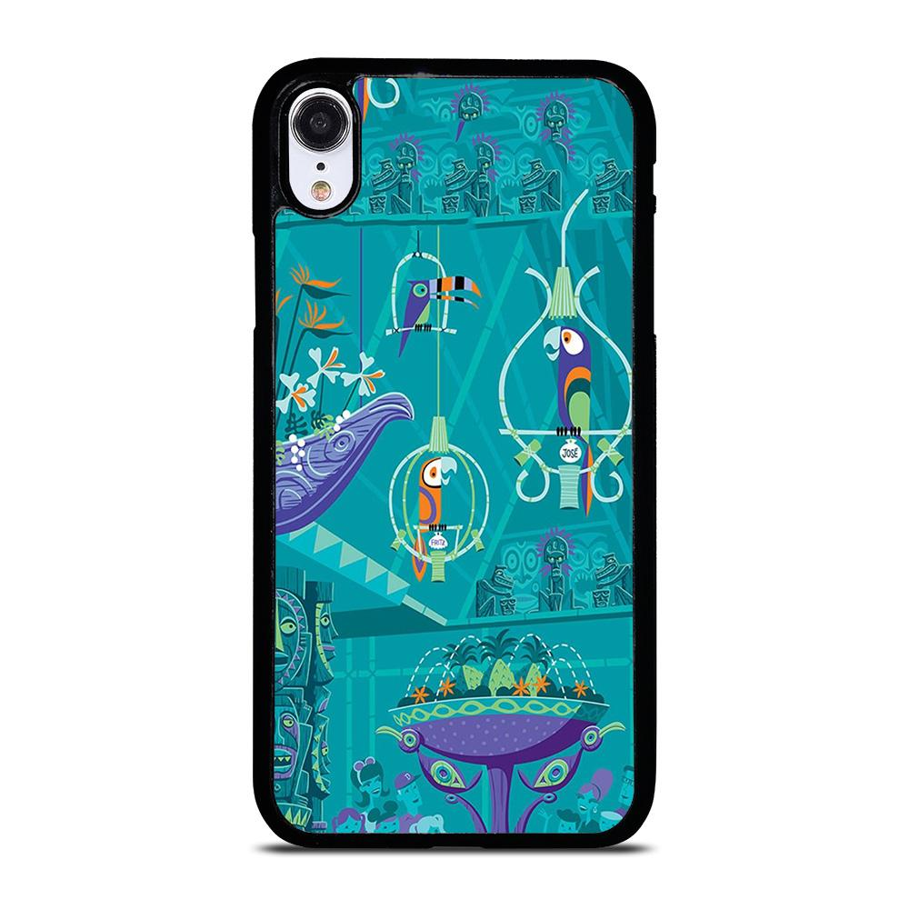 THE ENCHANTED TIKI ROOM DISNEY iPhone XR Hoesje,iphone xr hoesje hardcase coolblue iphone xr hoesje,THE ENCHANTED TIKI ROOM DISNEY iPhone XR Hoesje