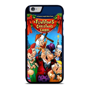 THE FLINTSTONES CHRISTMAS iPhone 6 / 6S hoesje