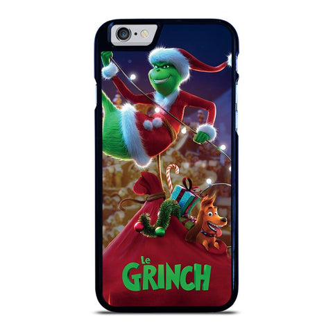 THE GRINCH iPhone 6 / 6S Hoesje - goedhoesje