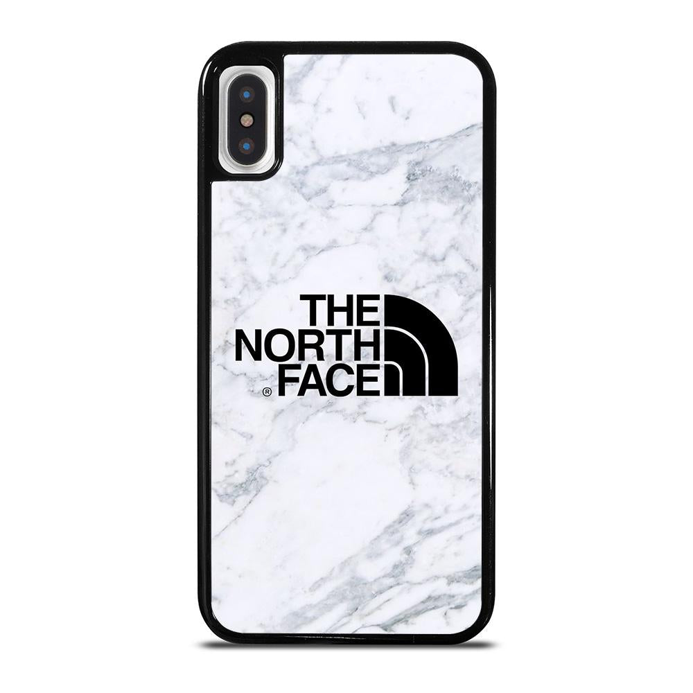 THE NORTH FACE MARBLE iPhone X / XS Hoesje