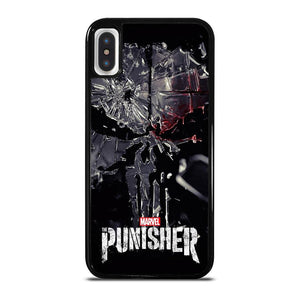 THE PUNISHER MARVEL iPhone X / XS Hoesje