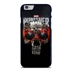 THE PUNISHER SKULL MARVEL iPhone 6 / 6S hoesje