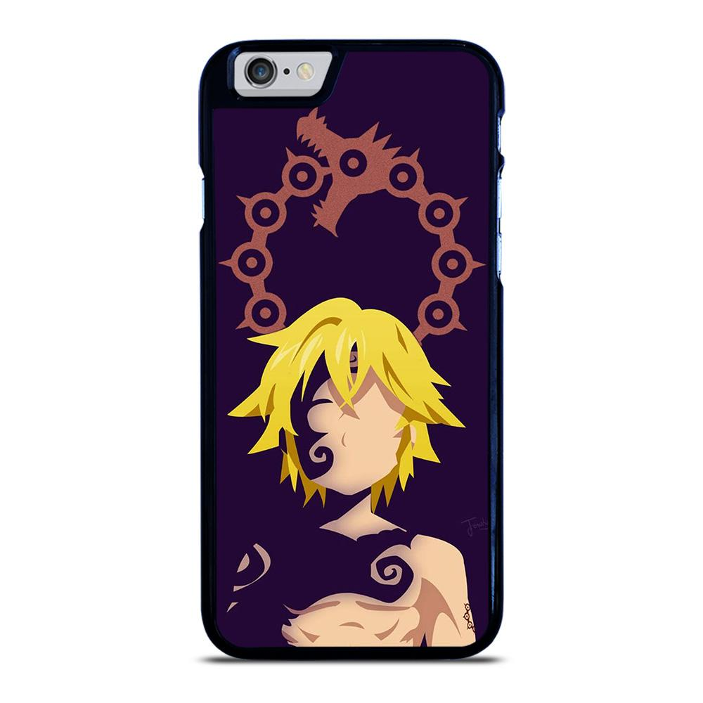 THE SEVEN DEADLY SINS MELIODAS ANIME iPhone 6 / 6S hoesje