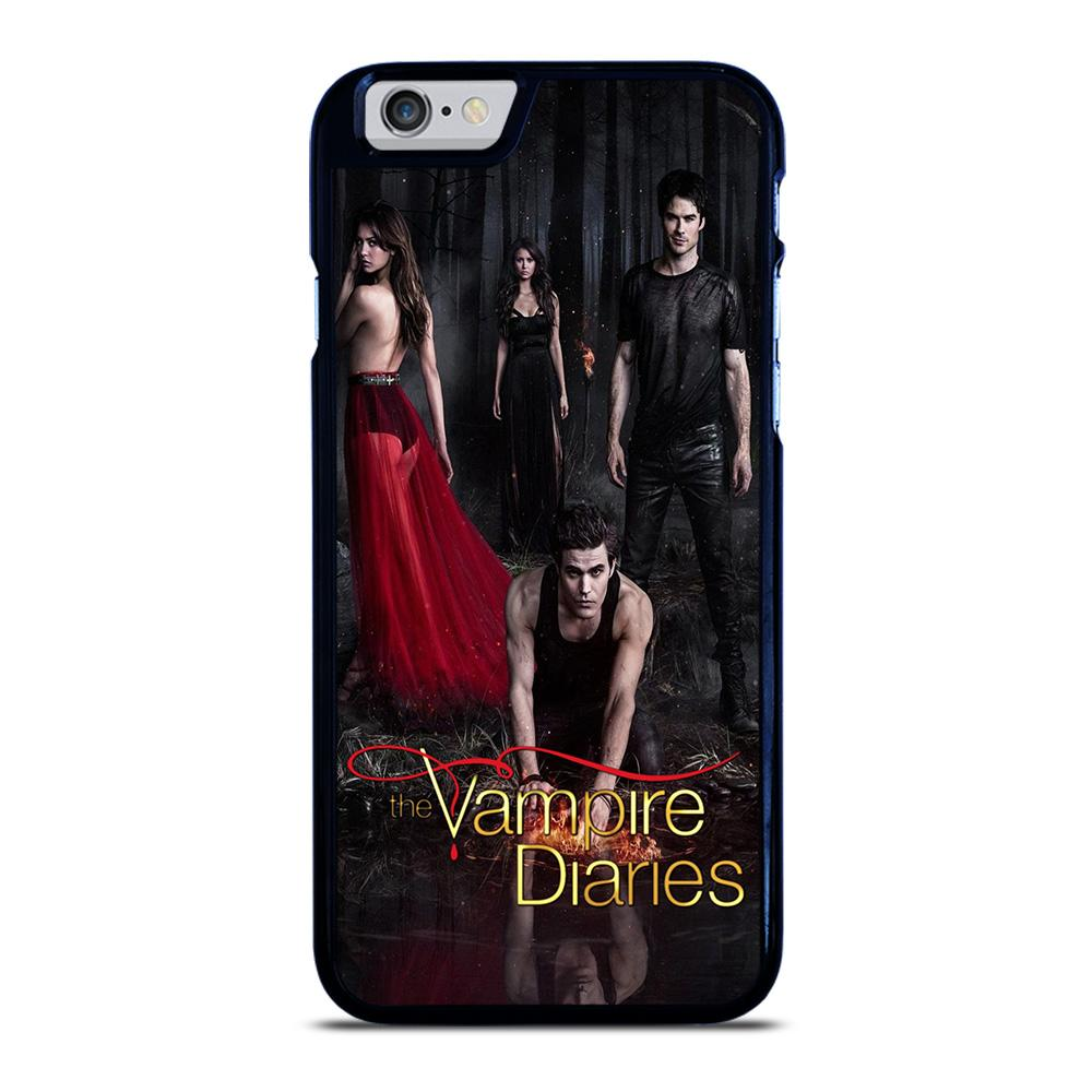 THE VAMPIRE DIARIES iPhone 6 / 6S hoesje