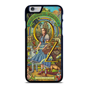 THE WIZARD OF OZ POSTER iPhone 6 / 6S hoesje - goedhoesje