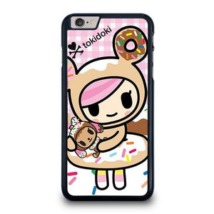 TOKIDOKI DONUTELLA CUTE iPhone 6 / 6S Plus Hoesje