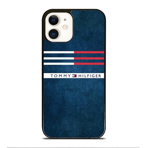 TOMMY HILFIGER ICON Iphone 12 mini pro max hoesje