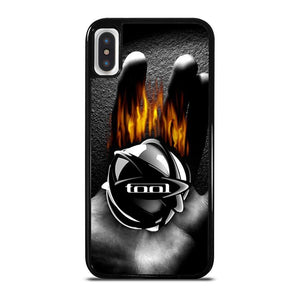 TOOL BAND LOGO iPhone X / XS Hoesje