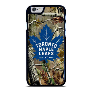 TORONTO MAPLE LEAFS CAMO iPhone 6 / 6S hoesje