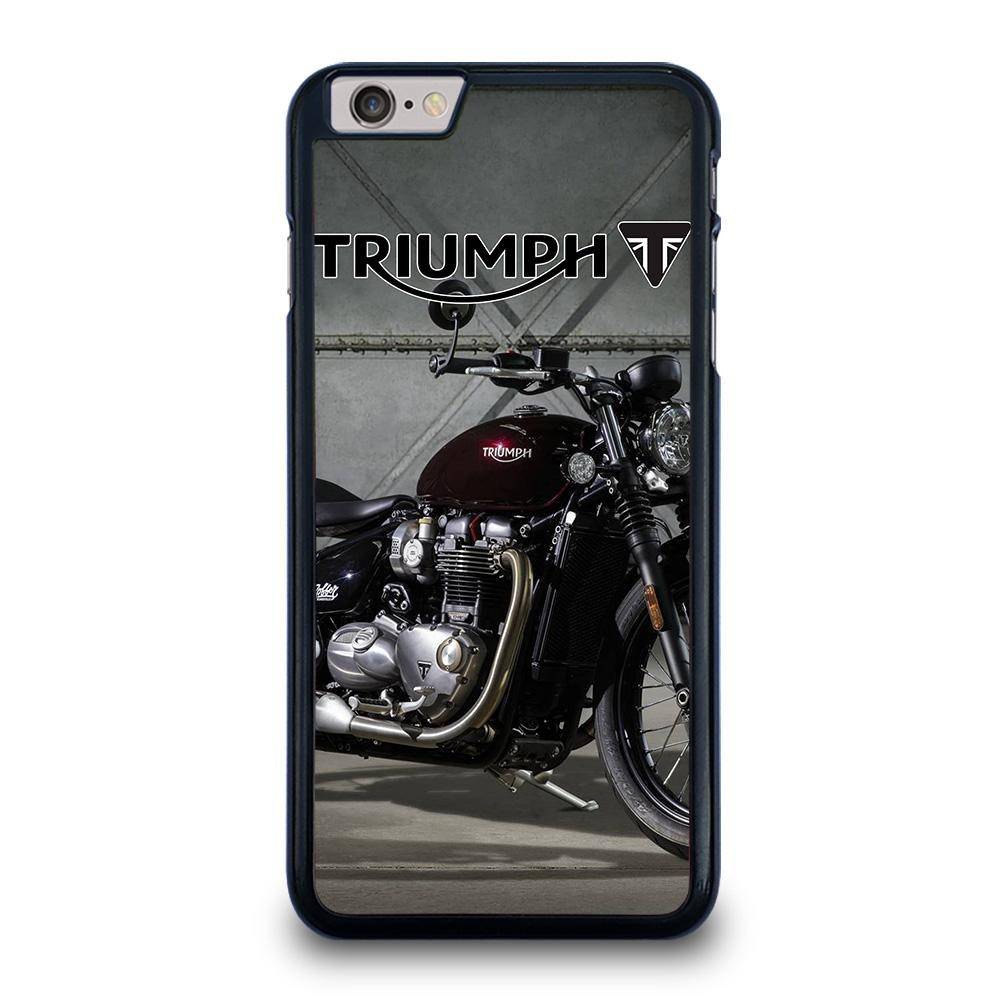TRIUMPH MOTORCYCLE iPhone 6 / 6S Plus Hoesje