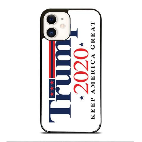 TRUMP 2020 KEEP AMERICA GREAT Iphone 12 mini pro max hoesje
