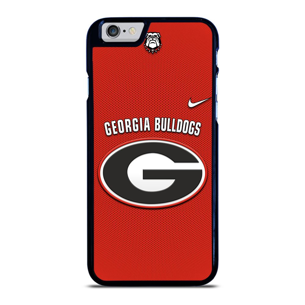 UGA GEORGIA BULLDOGS JERSEY iPhone 6 / 6S hoesje