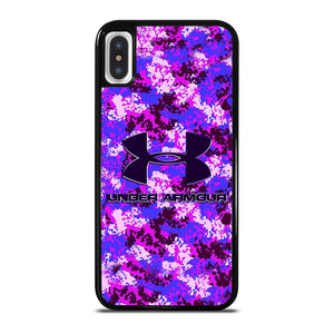 UNDER ARMOUR GIRL CAMO iPhone X / XS Hoesje