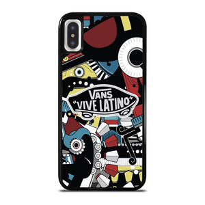 VANS OFF THE WALL VIVE iPhone X / XS Hoesje