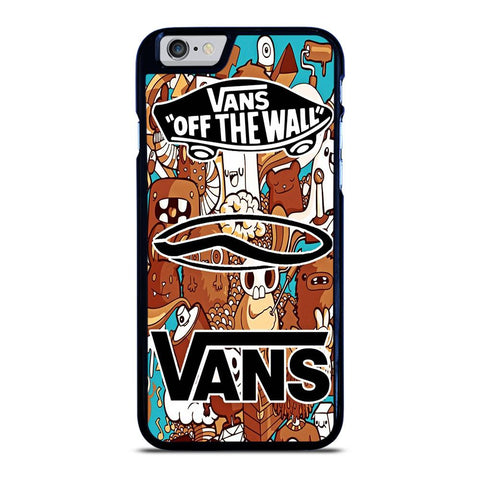 VANS OFF THE WALL logo iPhone 6 / 6S Hoesje - goedhoesje