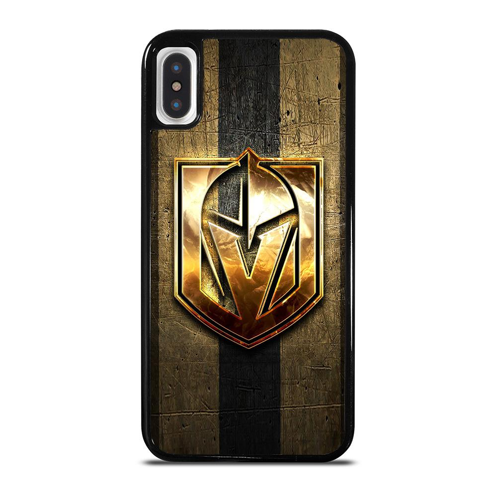 VEGAS GOLDEN KNIGHT GOLD SYMBOL iPhone X / XS Hoesje