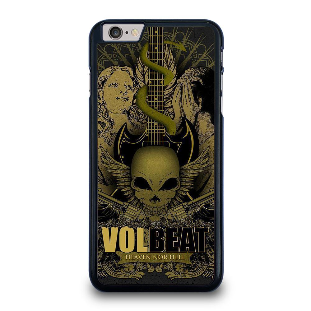 VOLBEAT HEAVEN NOR HELL iPhone 6 / 6S Plus Hoesje