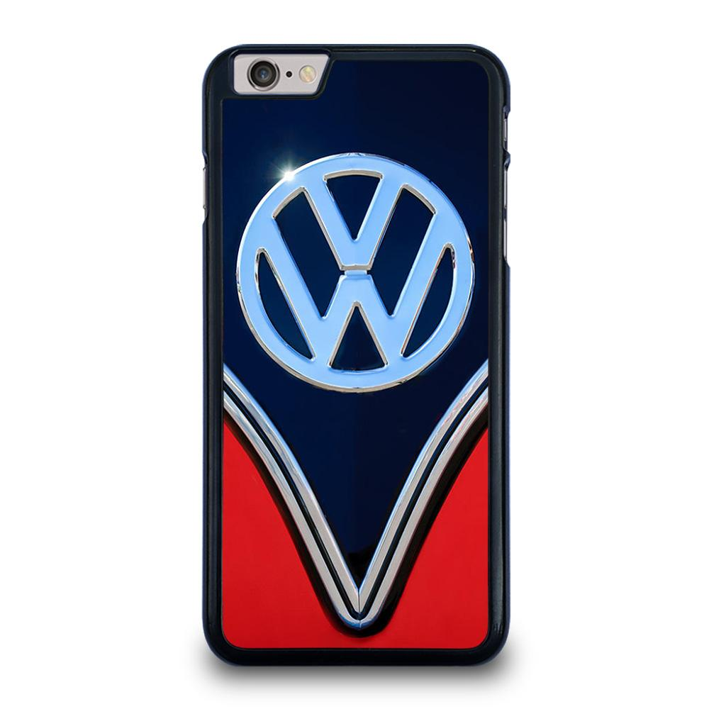 VW VOLKSWWAGEN EMBLEM iPhone 6 / 6S Plus Hoesje