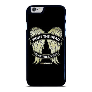 WALKING DEAD DARYL DIXON WINGS iPhone 6 / 6S hoesje