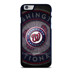 WASHINGTON NATIONALS BASEBALL ICON iPhone 6 / 6S hoesje