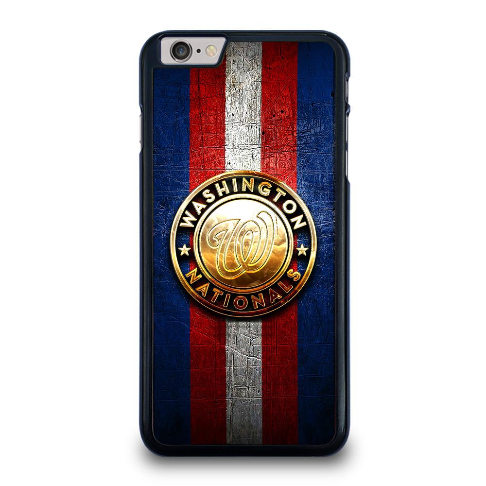 WASHINGTON NATIONALS GOLD LOGO iPhone 6 / 6S Plus Hoesje