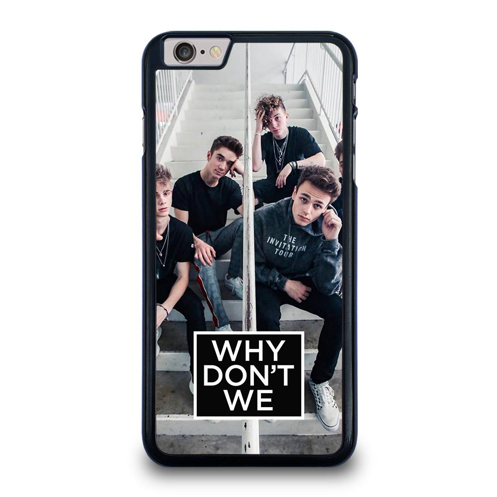 WHY DON'T WE 2 iPhone 6 / 6S Plus Hoesje
