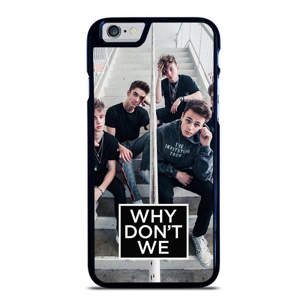 WHY DON'T WE 2 iPhone 6 / 6S hoesje
