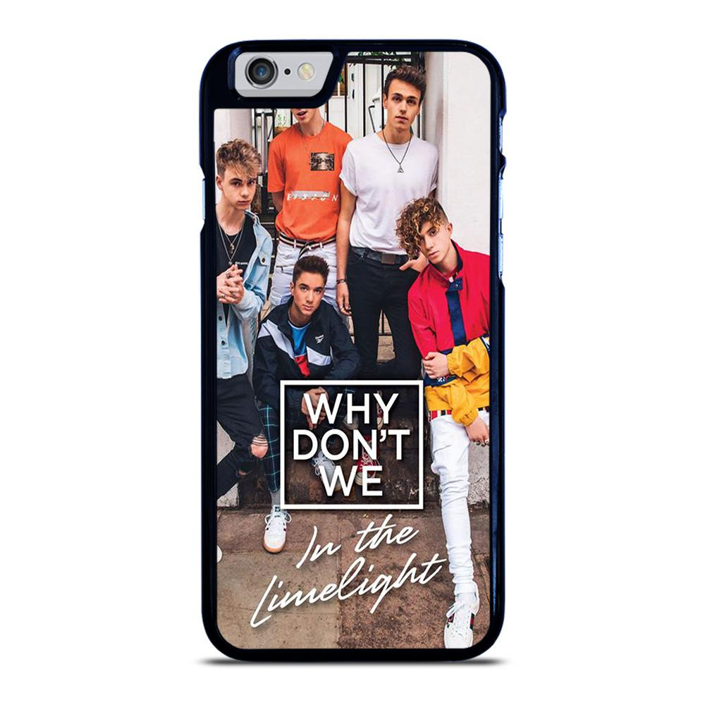 WHY DON'T WE IN THE LIMELIGHT iPhone 6 / 6S Hoesje