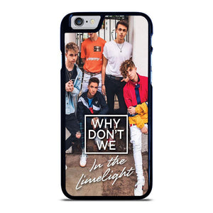 WHY DON'T WE IN THE LIMELIGHT iPhone 6 / 6S Hoesje - goedhoesje