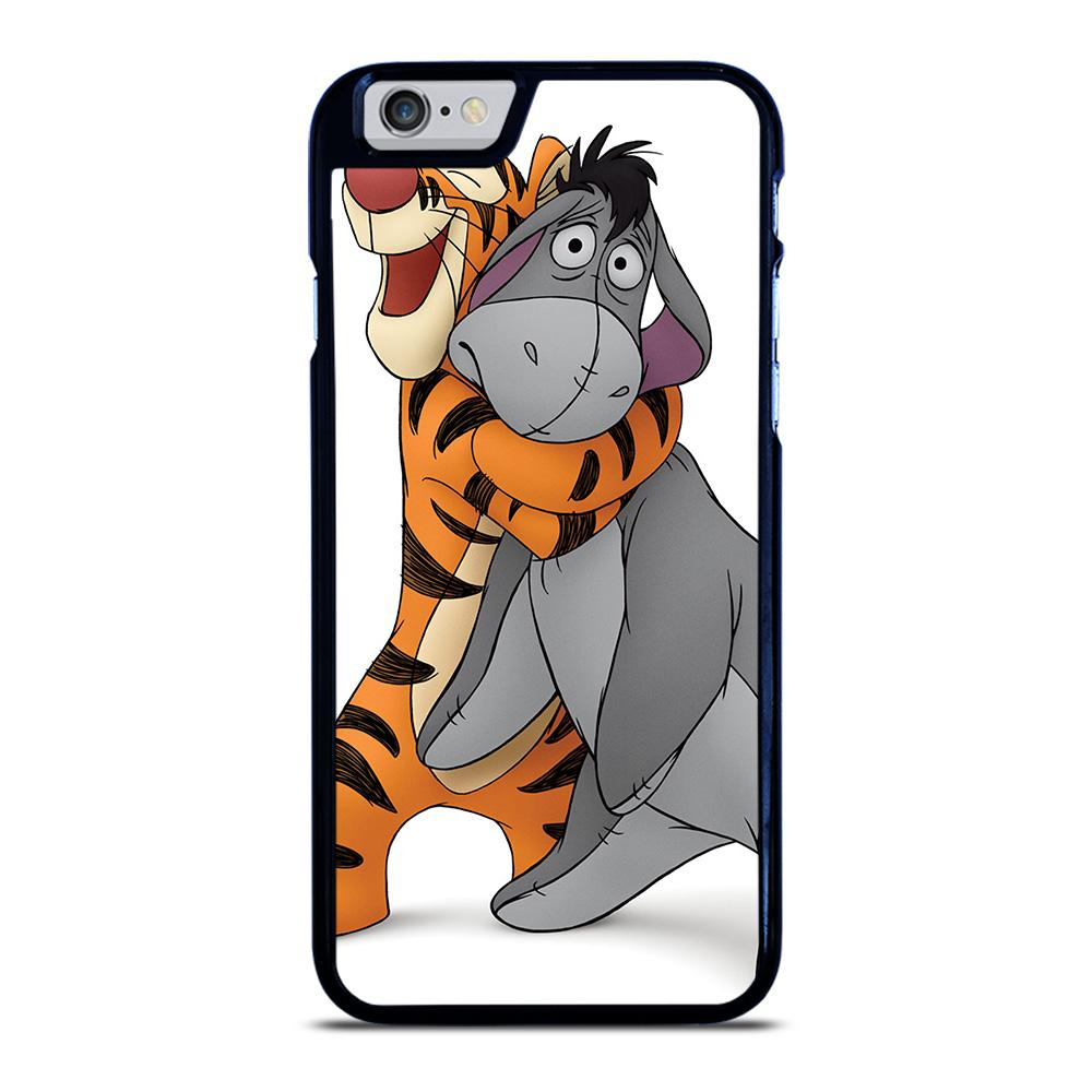 WINNIE THE POOH EEYORE AND TIGER iPhone 6 / 6S hoesje