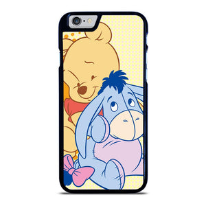 WINNIE THE POOH EEYORE CARTOON iPhone 6 / 6S hoesje