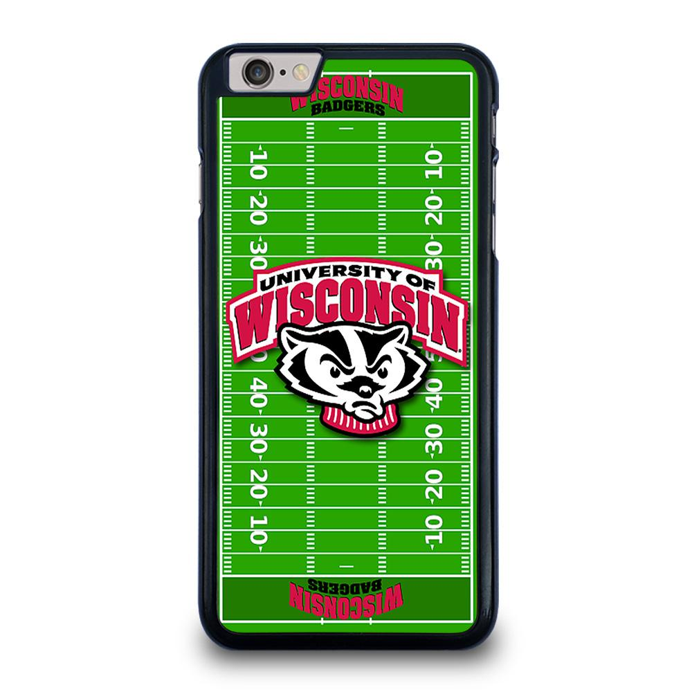 WISCONSIN BADGER FOOTBALL iPhone 6 / 6S Plus Hoesje