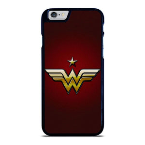 WONDER WOMAN LOGO DC iPhone 6 / 6S hoesje