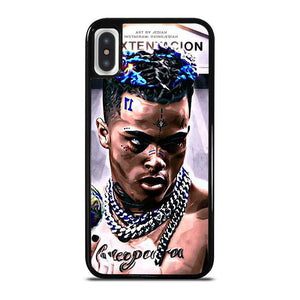 XXXTENTACION RAPPER ART iPhone X / XS Hoesje