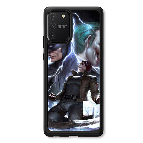 coque custodia cover fundas hoesjes j3 J5 J6 s20 s10 s9 s8 s7 s6 s5 plus edge B12196 Batman Joker FF0382 Samsung Galaxy S10 Lite 2020 Case