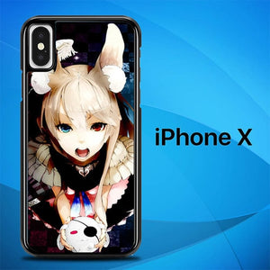 Anime Wallpaper O1223 hoesjes iPhone X, XS