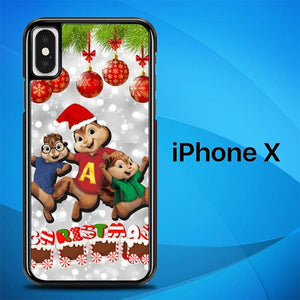 Alvin and The Chipmunks  O3107 hoesjes iPhone X, XS