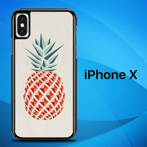 Pineapple O3277 hoesjes iPhone X, XS