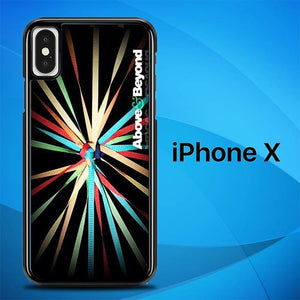 Above And Beyond Group O3485 hoesjes iPhone X, XS