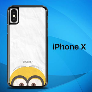 Despicable Me O0388 hoesjes iPhone X, XS
